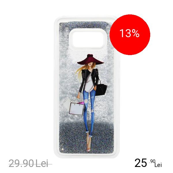 STAR Husa Capac Spate Pretty Girl SAMSUNG Galaxy S8 Plus