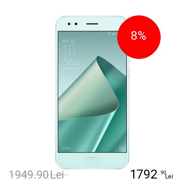 Asus Zenfone 4 Dual Sim 64GB LTE 4G Verde 6GB RAM