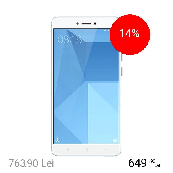 Xiaomi Redmi Note 4X Dual Sim 64GB LTE 4G Albastru 4GB RAM