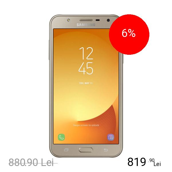 Samsung Galaxy J7 Nxt Dual Sim 16GB LTE 4G Auriu title=Samsung Galaxy J7 Nxt Dual Sim 16GB LTE 4G Auriu