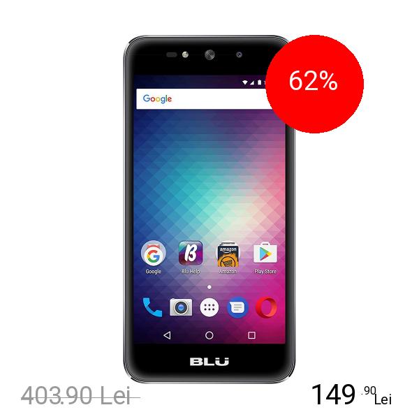 BLU Grand Max Dual Sim 8GB Gri