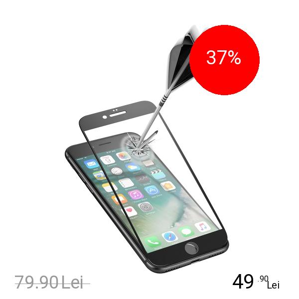 Cellularline Sticla Securizata Apple iPhone 7, iPhone 8