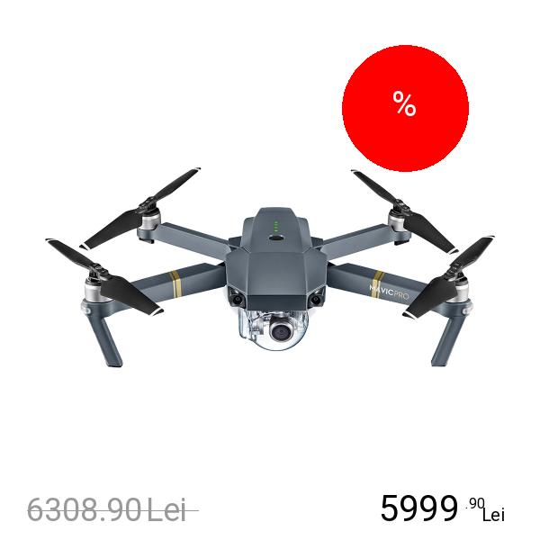 DJI Drona Mavic Pro Fly Combo