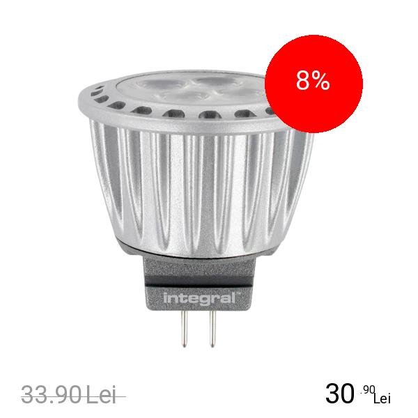 Integral Bec Led Bulb 3.7W 4000K 320LM