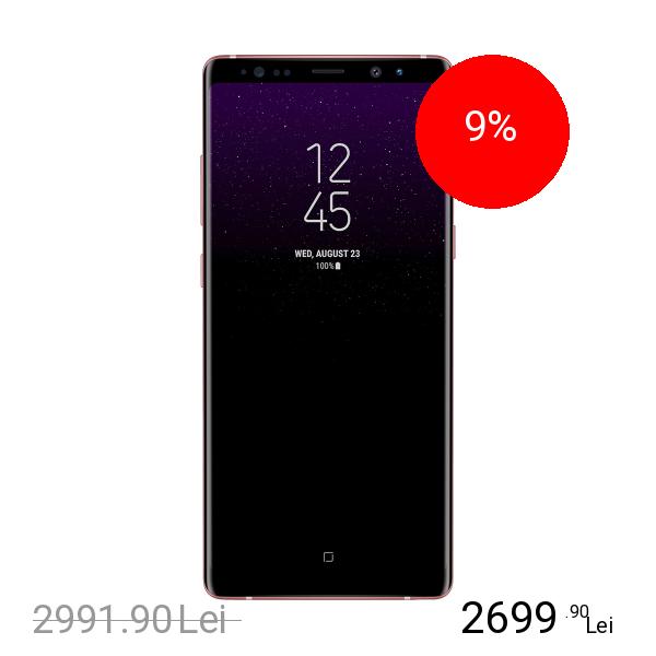 Samsung Galaxy Note 8 Dual Sim 64GB LTE 4G Roz 6GB RAM