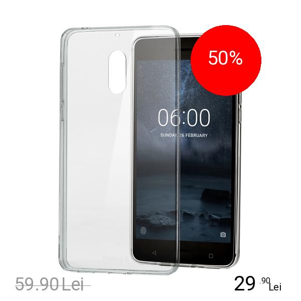 Nokia Husa Capac Spate Crystal NOKIA 6
