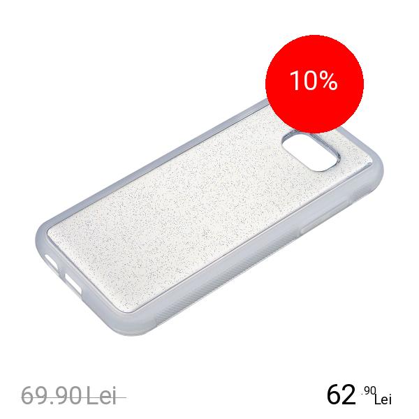 Cellularline Husa Capac Spate Selfie Case Transparent SAMSUNG Galaxy A5 2017