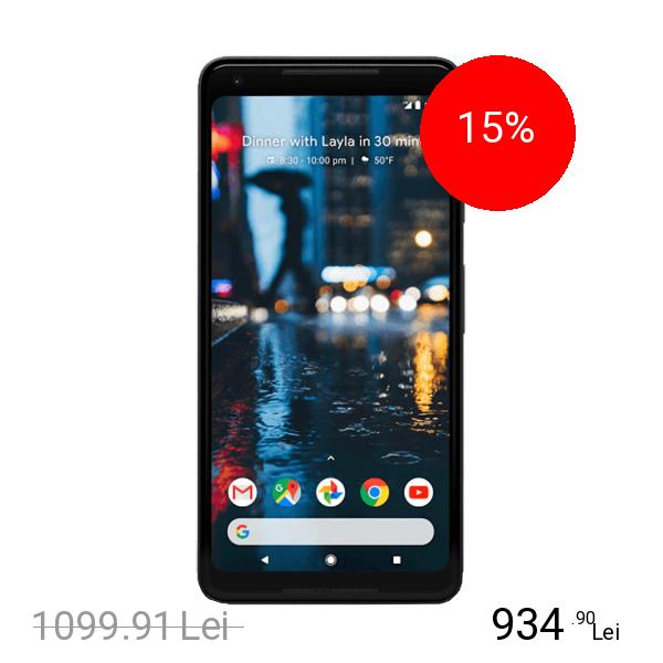 Google Pixel 2 XL 128GB LTE 4G Negru 4GB RAM