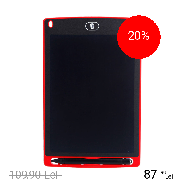 STAR Tableta LCD Pentru Scris Si Desenat 8.5