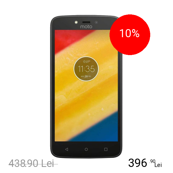 Motorola Moto C 16GB LTE 4G Negru