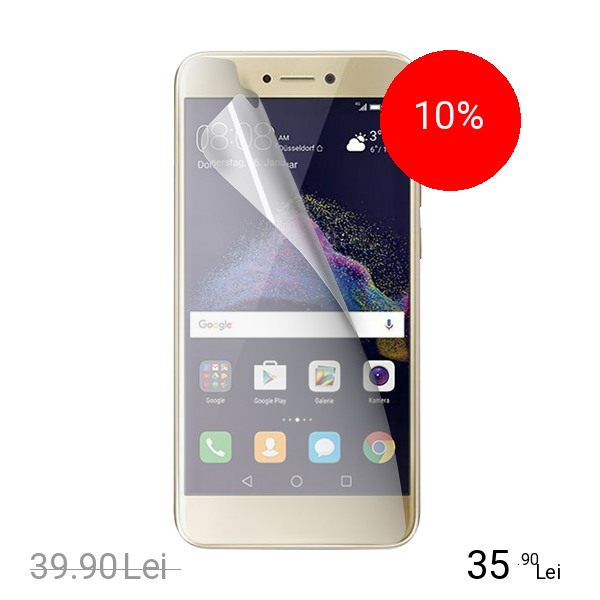 Celly Folie De Protectie Transparenta HUAWEI P8 Lite 2017