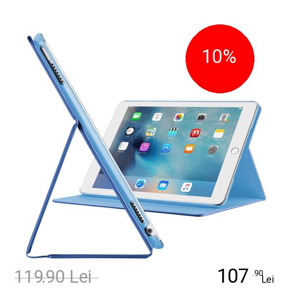 Cellularline Husa Agenda Albastru APPLE iPad Pro 9.7
