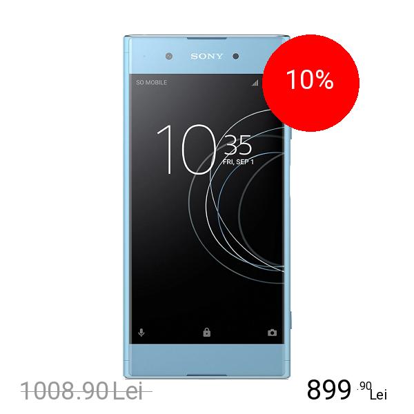 Sony Xperia XA1 Plus Dual Sim 32GB LTE 4G Albastru