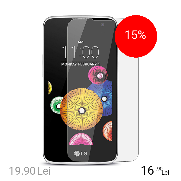 Imagine indisponibila pentru STAR Folie De Protectie Transparenta LG K4