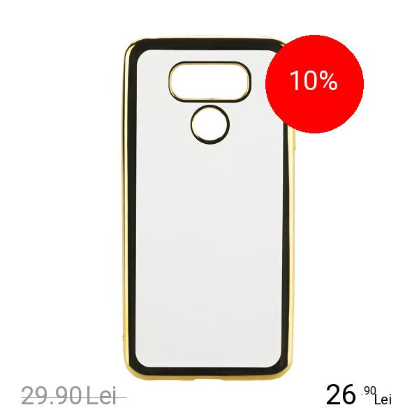 STAR Husa Capac Spate Auriu LG G6