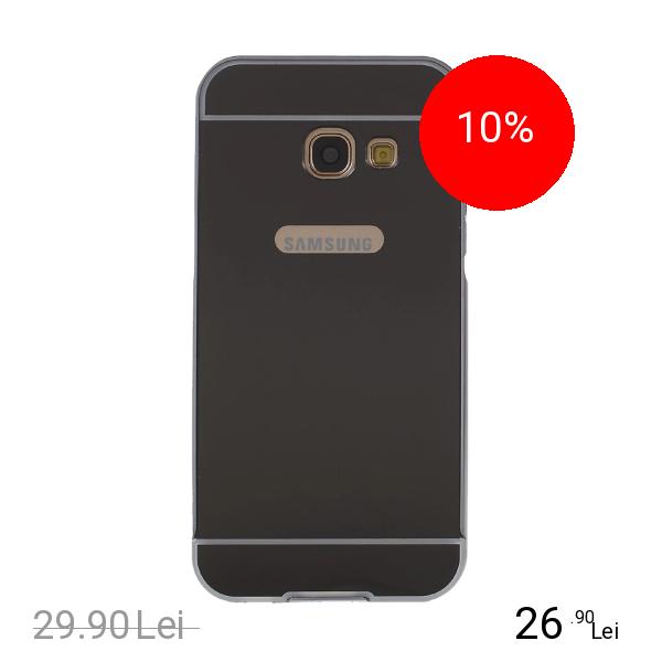 STAR Husa Capac Spate Bumper Negru Samsung Galaxy A3 2016