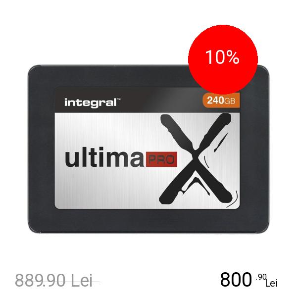 Integral Hard SSD ULTIMAPRO X 2.5