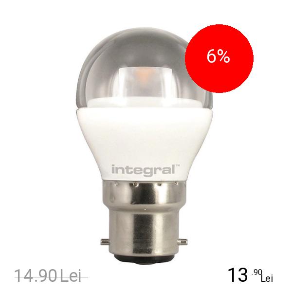 Integral Bec Mini Glob 3.4W 2700K 250LM