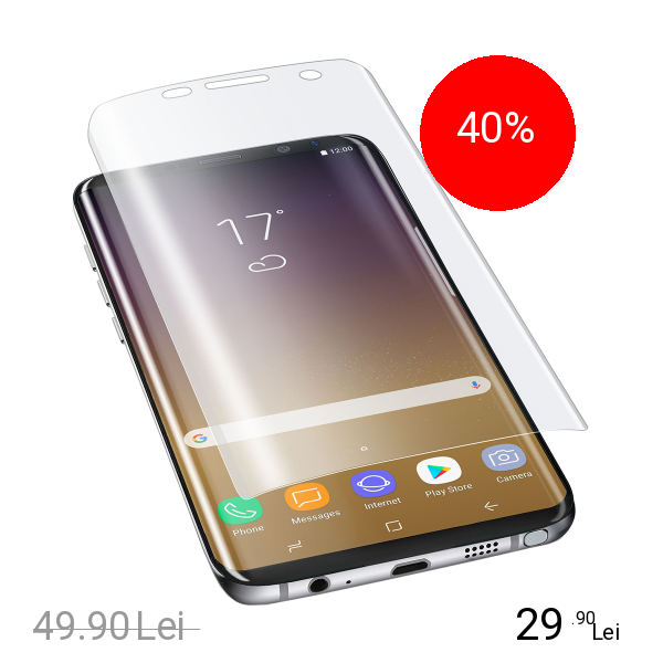Cellularline Folie De Protectie Transparenta SAMSUNG Galaxy Note 8