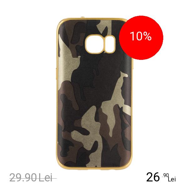 STAR Husa Capac Spate Maro Samsung Galaxy S7
