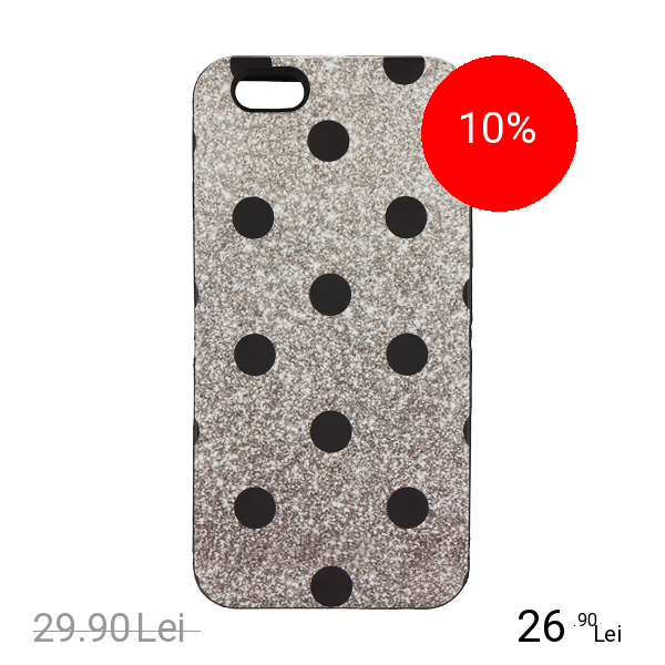 STAR Husa Capac Spate Dots APPLE iPhone 6, iPhone 6S
