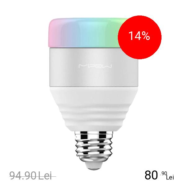 MIPOW Bec Inteligent Playbulb Rainbow Lite