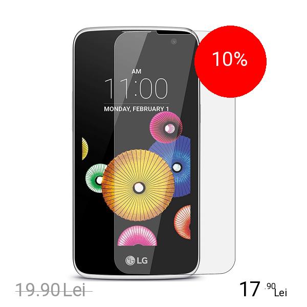 STAR Folie De Protectie Transparenta LG K4