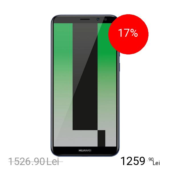 Huawei Mate 10 Lite Dual Sim 64GB LTE 4G Albastru 4GB RAM