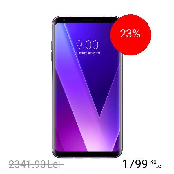 Lg V30 Plus Dual Sim 128GB LTE 4G Violet 4GB RAM title=Lg V30 Plus Dual Sim 128GB LTE 4G Violet 4GB RAM