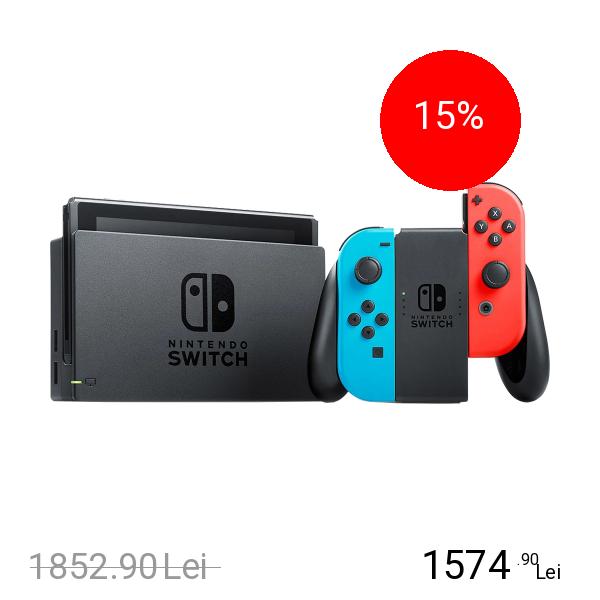 NINTENDO Switch Albastru