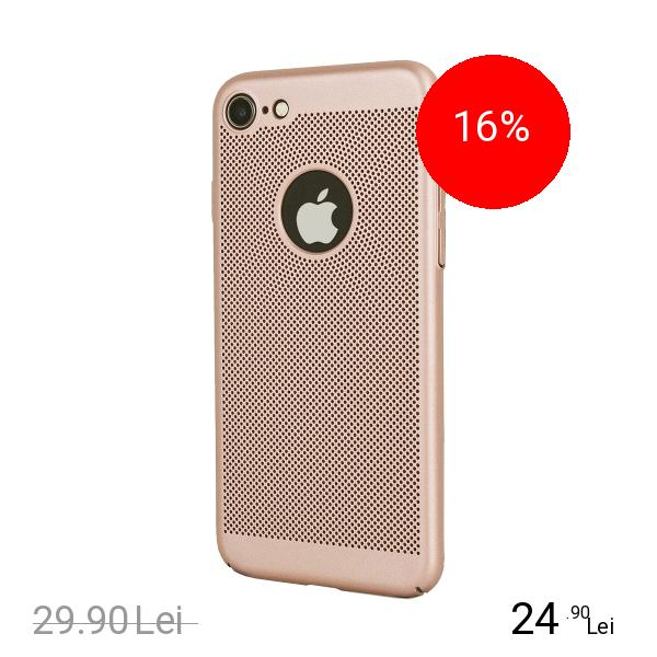 STAR Husa Capac spate Dot Auriu Apple iPhone 7, iPhone 8