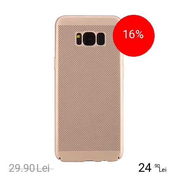 STAR Husa Capac spate Dot Auriu SAMSUNG Galaxy S8 Plus