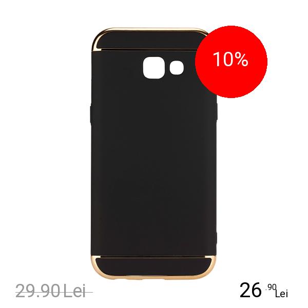 STAR Husa Capac spate Case Negru SAMSUNG Galaxy A5 2017