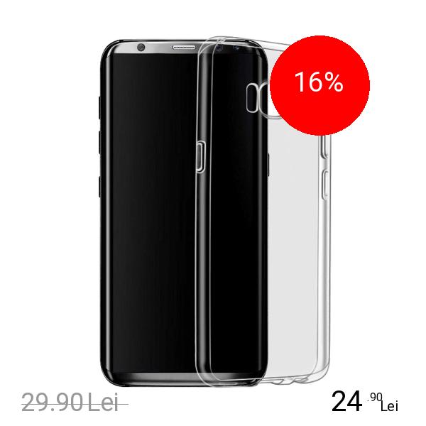 STAR Husa Capac Spate Slim Transparent SAMSUNG Galaxy S8 Plus