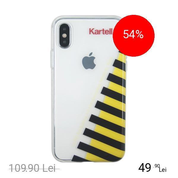 KARTELL Husa Capac Spate Tokyo City APPLE iPhone X