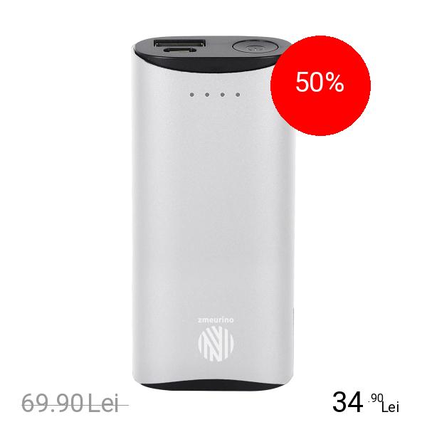 ZMEURINO Baterie Externa 5200 mAh