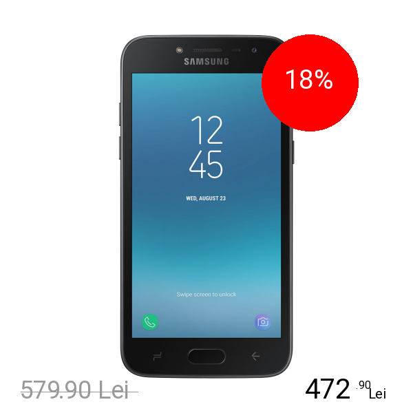 Samsung Galaxy J2 Pro 2018 Dual Sim 16GB LTE 4G Negru