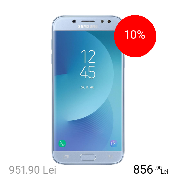 Samsung Galaxy J5 2017 Dual Sim 32GB LTE 4G Albastru