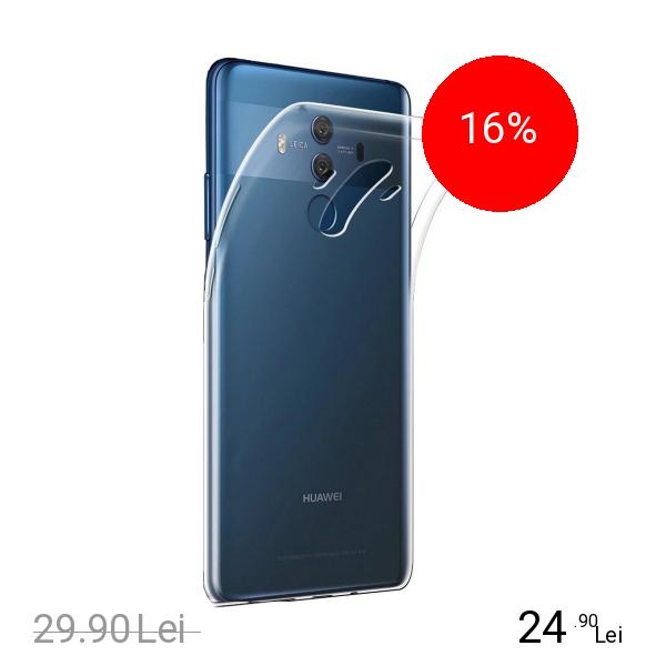 STAR Husa Capac Spate Ultra Slim Transparent Huawei Mate 10 Pro