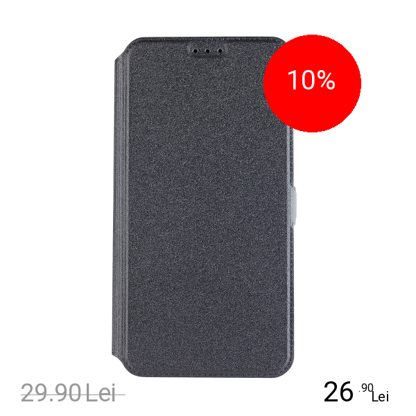 STAR Husa Agenda Pocket Negru HTC U Ultra