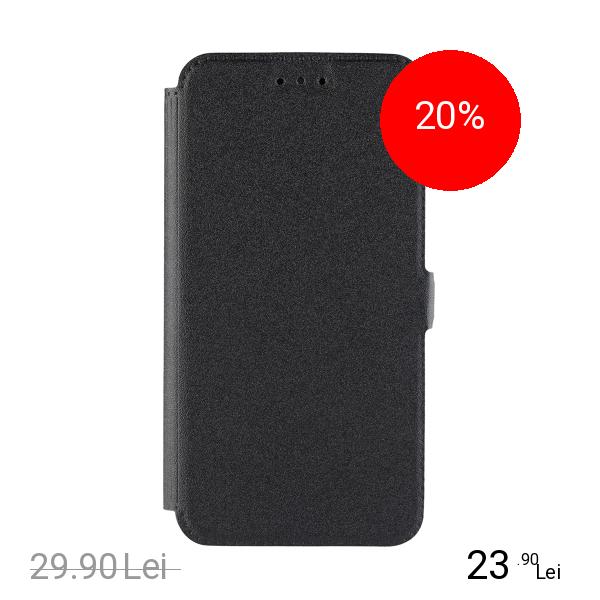 STAR Husa Agenda Pocket Negru HTC U11