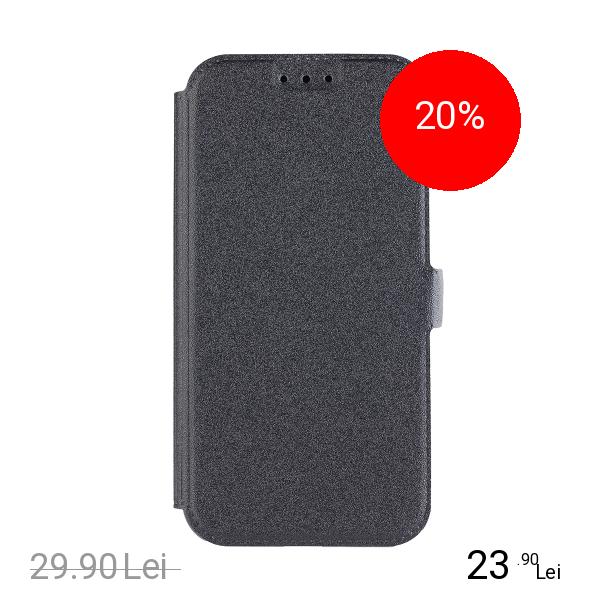 STAR Husa Agenda Pocket Negru SAMSUNG Galaxy A5 2017