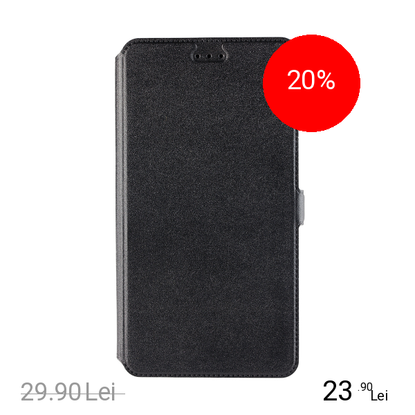 STAR Husa Agenda Pocket Negru XIAOMI Mi Max, Redmi Note 4