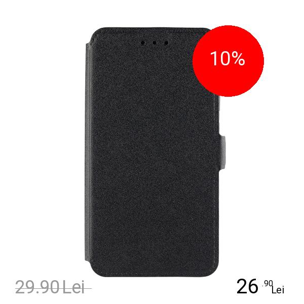 STAR Husa Agenda Pocket Negru XIAOMI Redmi 4A, Redmi Note 4