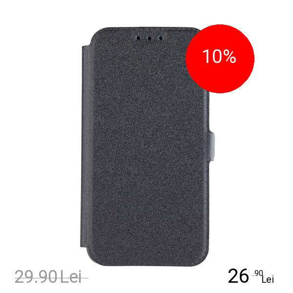 STAR Husa Agenda Pocket Negru XIAOMI Redmi 4X, Redmi Note 4