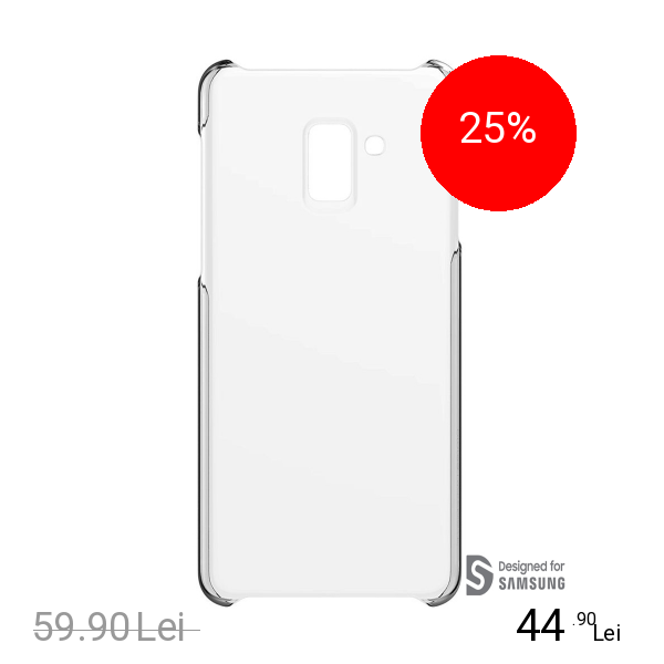 ARAREE Husa Capac Spate Nukin Transparent SAMSUNG Galaxy A8