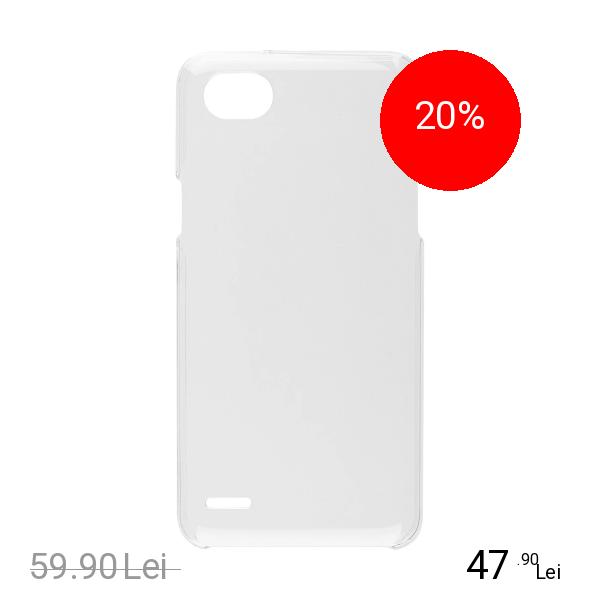 ARAREE Husa Capac Spate Nukin Transparent LG Q6, Q6 Plus