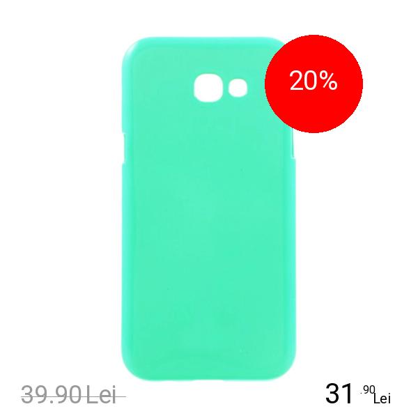 STAR Husa Capac Spate Jelly Verde SAMSUNG Galaxy A3 2017