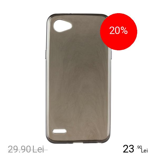 STAR Husa Capac Spate Ultra Slim Negru LG Q6