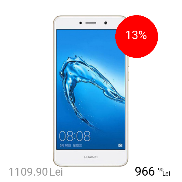 Huawei Y7 Prime Dual Sim 64GB LTE 4G Auriu WKL 4GB RAM